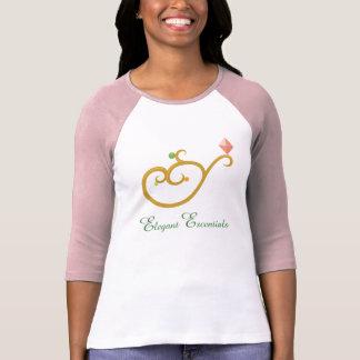 Elegant Escentials Fundraisor T-tröja Tshirts
