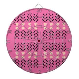 Elegant för Boho rosadesign Darttavla