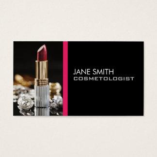 Elegant för Cosmetology för Cosmetologist för Visitkort