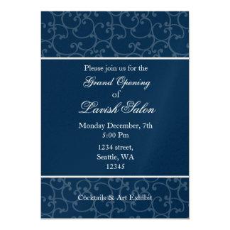 Elegant företags partyinbjudan 12,7 x 17,8 cm inbjudningskort