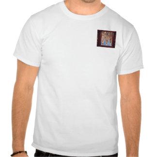 Elegant gräns för abstrakt för vågar för tee shirt
