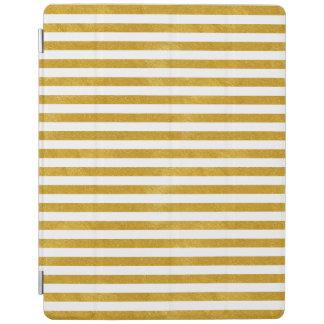 Elegant guld- rand - anpassningsbar din färg iPad skydd