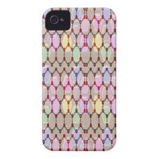 Elegant juvelmönsterromantik välsignar gif för rol iPhone 4 Case-Mate skydd