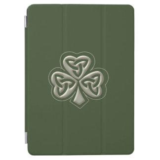 Elegant moderiktig lycklig irländsk shamrock iPad air skydd