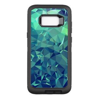Elegant och modern Geo konst - storartad glaciär OtterBox Defender Samsung Galaxy S8+ Skal