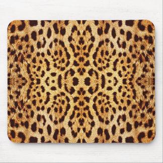 elegant päls för leopard mus mattor