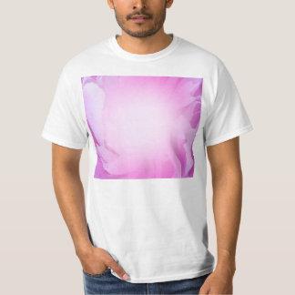 Elegant rosa blom- valentingåva tröja