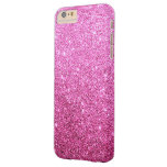 Elegant rosaglitterlyx barely there iPhone 6 plus skal