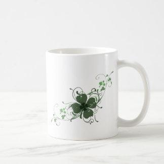 Elegant Sts Patrick konst för design för Kaffemugg