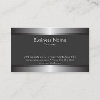 Elegant visitkortmall för klassiker visitkort