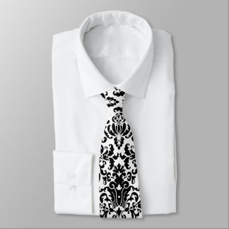 Elegant vitdamast slips
