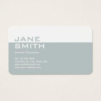 Elegant yrkesmässig Cosmetologist för Visitkort