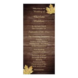 Eleganta beställnings- lantliga reklamkort