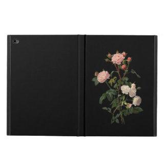 Eleganta vintagerosa ros powis iPad air 2 skal
