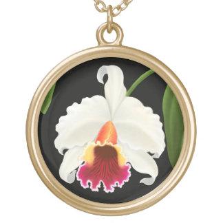 Elegantt halsband för Cattleya CorsageOrchid