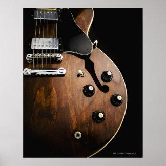 Elektrisk gitarr 3 poster
