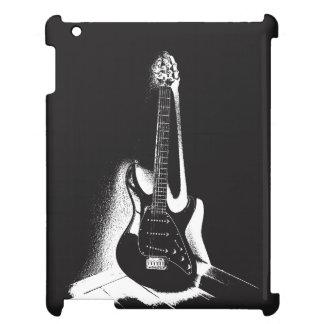 Elektrisk gitarr för svart & för vit - iPadfodral iPad Skal