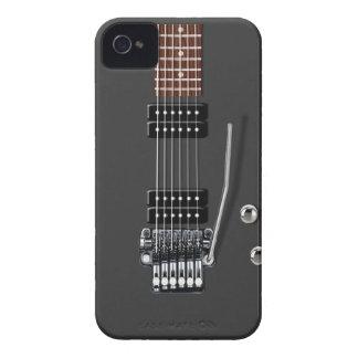 Elektrisk gitarr iPhone 4 Case-Mate skal