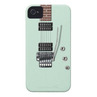Elektrisk gitarr iPhone 4 hud