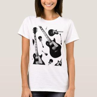 Elektrisk gitarr tshirts