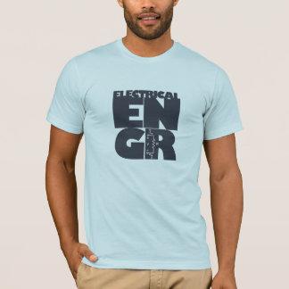 Elektrisk ingenjörT-tröja T-shirts