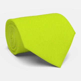 Elektrisk limefruktgrönt för OPUS 1111 Slips