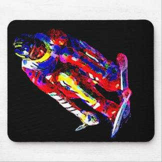 Elektrisk Skier 03 Musmatta