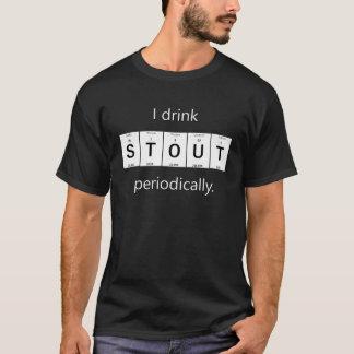 Elementär kemiT-tröja för kraftig öl Tshirts