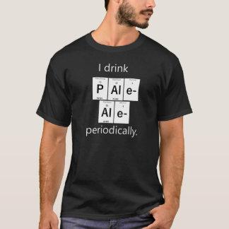 Elementär kemiT-tröja för ljust öl T-shirt
