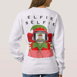 Elfie Selfie Tee Shirt