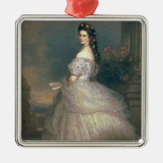 Elizabeth av Bayern Julgransprydnad Metall