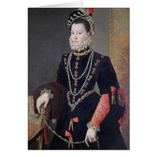 Elizabeth de Valois, 1604-8 Hälsningskort