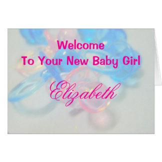 Elizabeth Hälsningskort