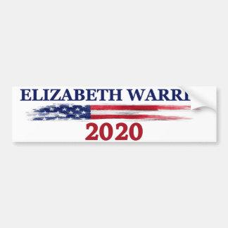 Elizabeth Warren 2020 Bildekal