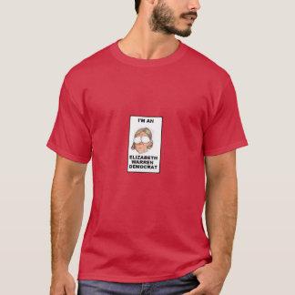 Elizabeth Warren demokrat T Shirts