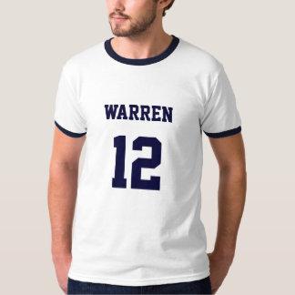 Elizabeth Warren för senatt-skjorta Tshirts