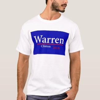 Elizabeth Warren Hillary Clinton vuxenT-tröja Tee Shirt