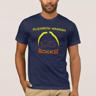 Elizabeth Warren vaggar II T-shirts