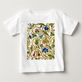 Elizabethan virvla runt broderier - den Goldwork Tshirts