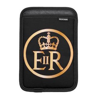 Elizabeths regeringstidEmblem Sleeve För iPad Mini