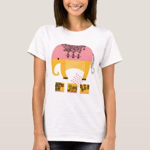 Ella elefanten t-shirt
