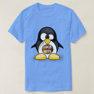 Ellen den tokiga pingvinT-tröja för Loco T Shirt