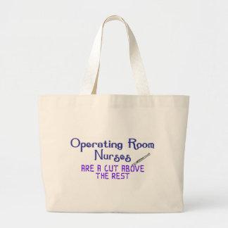 ELLER sjuksköterska Tote Bag