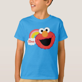 Elmo flicka t-shirts