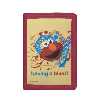 Elmo - ha en tryckvåg!