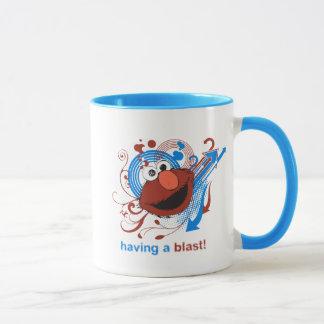 Elmo - ha en tryckvåg! mugg