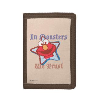Elmo - i monster litar på vi