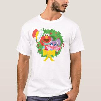 Elmo pepparkaka tee shirt