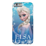 Elsa snödrottningen barely there iPhone 6 fodral