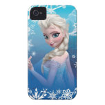 Elsa snödrottningen Case-Mate iPhone 4 case